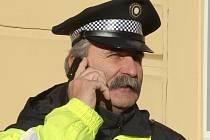 OKRSKÁŘEM PRO KROČEHLAVY se stal zkušený strážník Jaroslav Žáček.