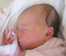 Anna Linková, Čelechovice. Narodila se 20. února 2016. Váha 3, 00 kg, míra 51 cm. Rodiče jsou Alexandra Melišková a Ivan Link (porodnice Slaný).