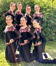 Dancers Kladno, juniorky byly páté