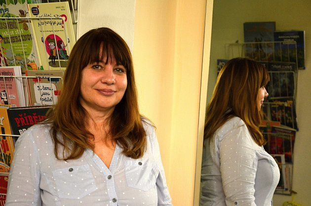 Helena Voldánová.