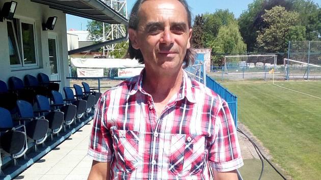 Martin Hřídel se vrací na trenérskou lavičku.