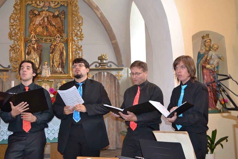 """Koncert smíšeného pěveckého sboru """"GAUDIUM"""""""