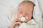 VOJTĚCH VIHAN, KLADNO. Narodil se 3. dubna 2018. Po porodu vážil 4,1 kg a měřil 52 cm. Rodiče jsou Kateřina Tomášková a Vojtěch Vihan. (porodnice Kladno)