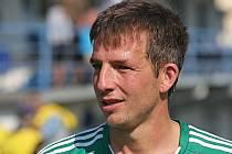 Tomáš Marek // SK Kladno - Sokol Hostouň 1:2, Divize B, 28. 9. 2018