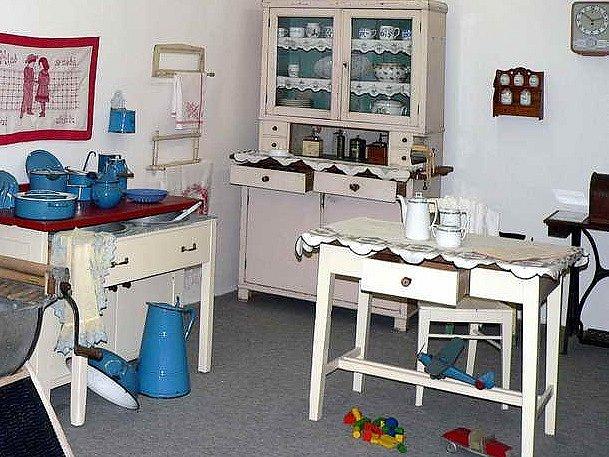 Výstava ve velvarskému muzeu připomíná staré časy