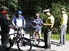 Znojemsko: jeden mrtvý cyklista, další zranění, varuje policie