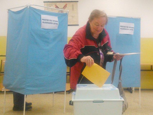 Volby v kladenské strojní průmyslovce.