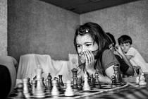 Úspěšný snímek z cyklu Šachy.
