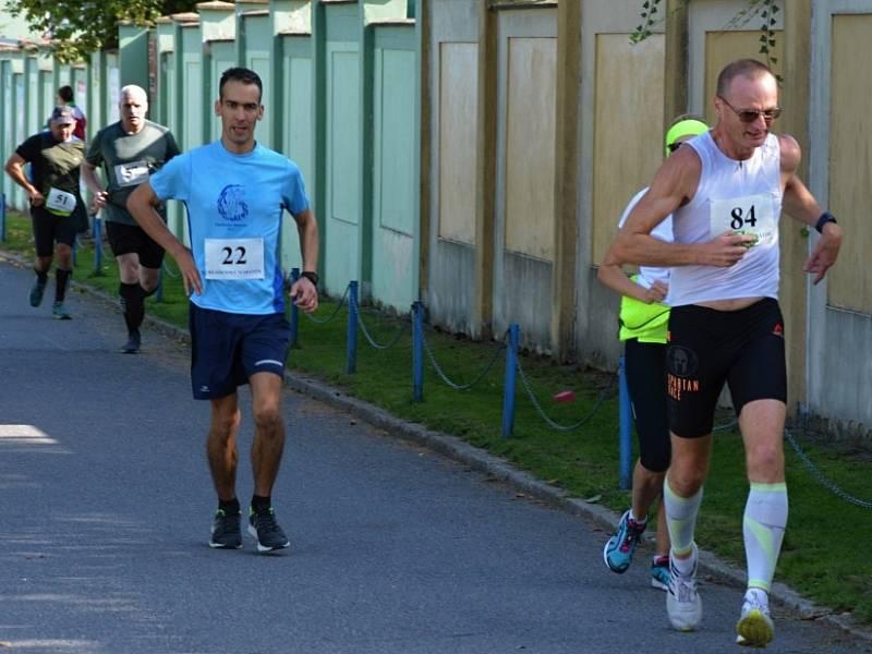 18. ročník Kladenského maratonu