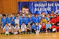 Remax / Cup se mladým fotbalistům SK Kladno povedl, skončili druzí.