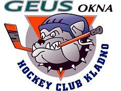 Logo HC GEUS Okna Kladno.