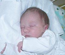 Tereza Tkačíková, Kladno. Narodila se 21. října 2106. Váha 3,10 kg, míra 48 cm. Rodiče jsou Mila a Martin Tkačíkovi (porodnice Kladno).