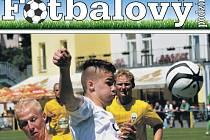 Náhled titulní strany čtvrteční přílohy Fotbalový podzim.