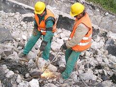 Sanace starých ekologických zátěží v bývalých koksovnách kladenského Koněva.