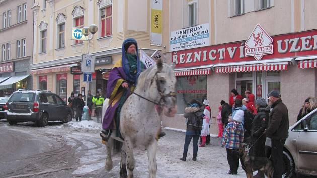 Tříkrálová sbírka startuje i v Kladně a opět pomůže potřebným.