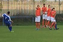4:1 ...4:4, FK Stejstav Hýskov dosáhl na Braškově na velký obrat, utkání ale doprovázely věci, které sice k fotbalu patří, ale určitě ho nezdobí.
