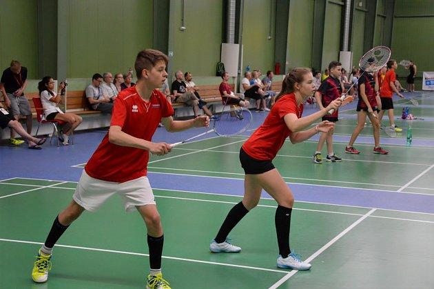 Michal Morávek a Kateřina Zuzáková, bronzoví z olympiády.
