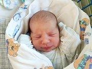 ADAM HARTMAN, KLADNO. Narodil se 10. dubna 2018. Po porodu vážil 3,67 kg a měřil 50 cm. Rodiče jsou Lucie Hemzová a Michael Hartman. (porodnice Slaný)
