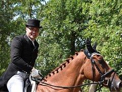 Do Královic se sjeli ti nejlepší jezdci a koně.