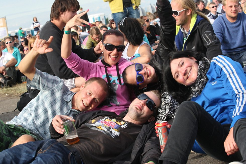 Festival v Panenském Týnci