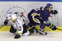 Rytíři Kladno - HC Karlovy Vary 30. kolo ELH 2011-12, hráné 9.12.11. Tomáš Knotek