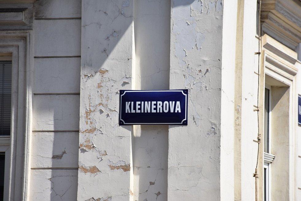 Kleinerova ulice.
