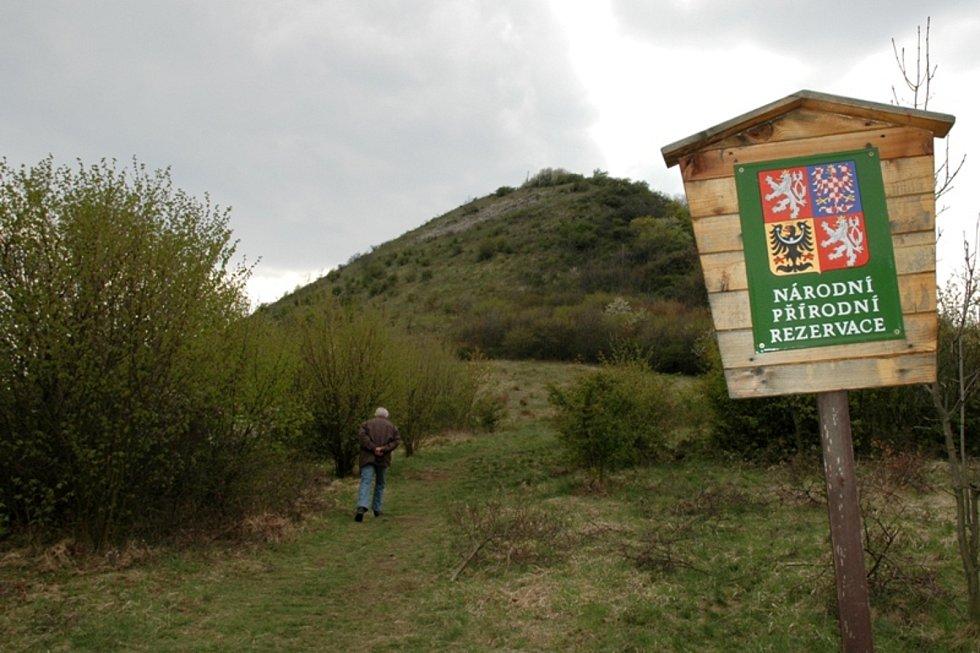 Výlet fotografky Jiráskové na Oblík.