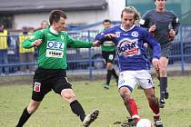 SK Kladno - FK Baumit Jablonec 1:2 , 19.kolo Gambrinus ligy 2008/9, 8.3.2009