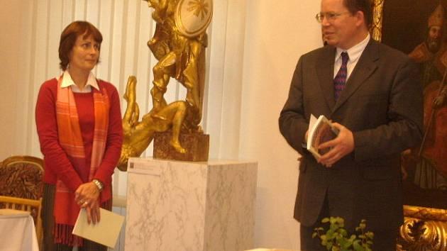 Úvodní slovo přednesl místostarosta Pavel Bartoníček