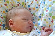 MATOUŠ KRINKE, KLADNO. Narodil se 17. března 2018. Po porodu vážil 3,08 kg a měřil 49 cm. Rodiče jsou Dominika a Lukáš. (porodnice Rakovník)
