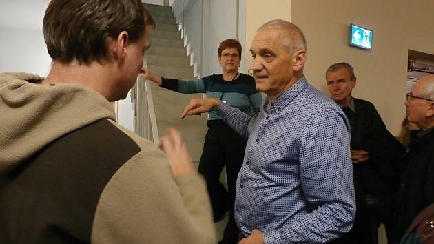 Kladenská přednáška s architektem a hercem Davidem Vávrou.