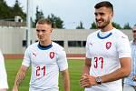 Velkolepý start nového ročníku Ondrášovka Cupu na Strahově. nechyběli ani Jan Matoušek a Matěj Chaluš