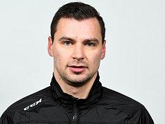 Hokejový rozhodčí Jiří Ondráček