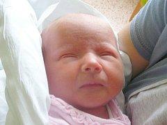 Sofie Ela Pyciak, Libušín. Narodila se 10. ledna 2015. Váha 2,60 kg, míra 46 cm. Rodiče jsou Alena a Martin Pyciak (porodnice Kladno).