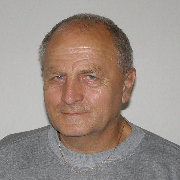 Velitel Sboru dobrovolných hasičů Smečno Petr Tomsa