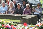 Pietní vzpomínka k 73. výročí vyhlazení obce Lidice nacisty