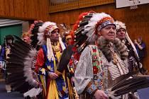 Indiáni ovládli po roce kladenskou sportovní halu.