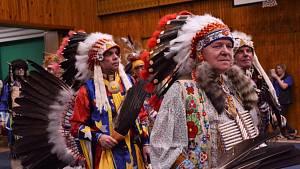 Indiáni ovládli po roce kladenskou sportovní halu