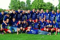 Vítěz I. B třídy skupiny A pro sezonu 2015-16 - SK Doksy