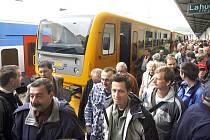 Modernizace vlaků stojí dráhy desítky milionů korun.