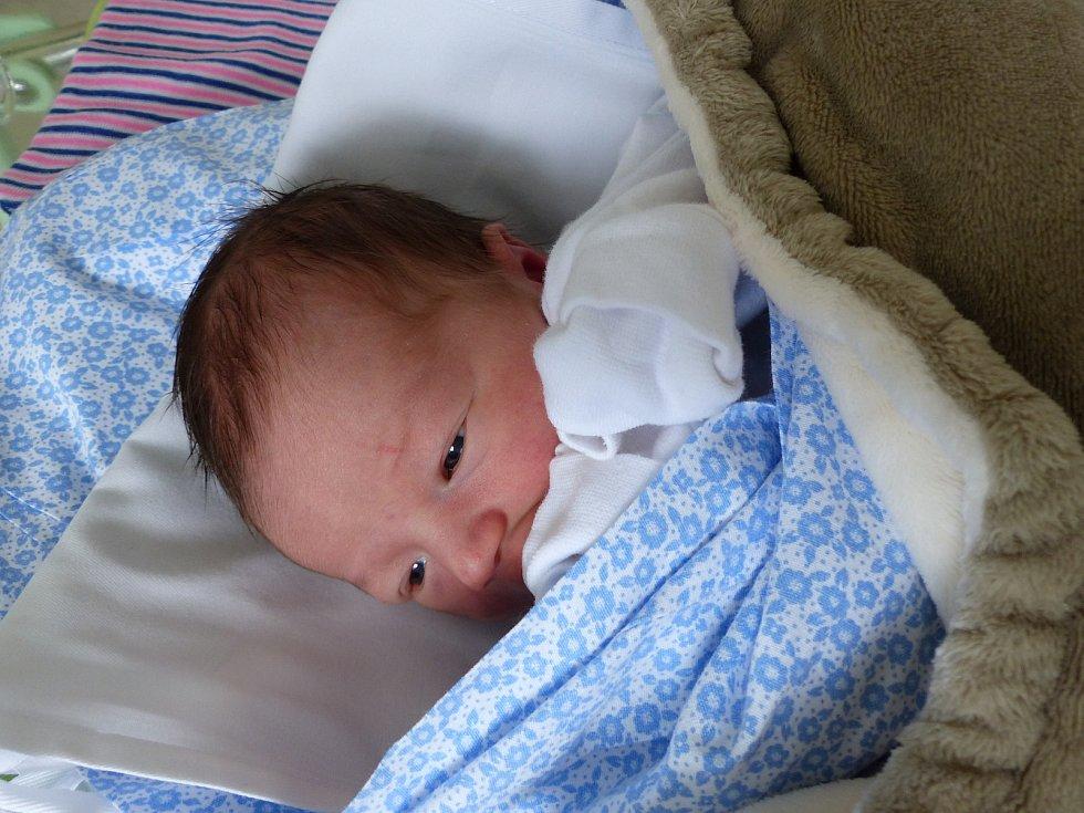 Tomáš Svoboda se narodil 10. února 2021 v kolínské porodnici, vážil 3370 g a měřil 50 cm. Do Lysé nad Labem odjel s maminkou Veronikou a tatínkem Tomášem.