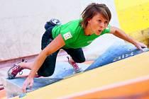 Mistrovství republiky Rock Point MČR v boulderingu 2014 ve Slaném