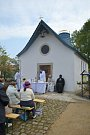 Mariánská pouť do Kamenných Žehrovic přilákala davy lidí.