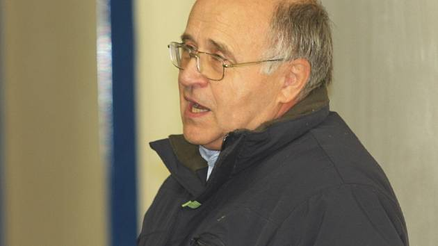 Josef Drahota // SK Kladno - MFK Chrudim 2:0, hráno 24. 11. 2012