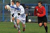 Kladno přenechalo důležité body Měcholupům // SK Kladno -SK Horní Měcholupy 1:3 (0:2) , utkání 14.k. CFL. ligy 2012/13, hráno 10.11.2012