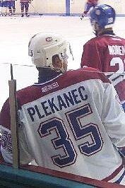 Tomáš Plekanec zatím neslaví, je terpve v polovně sezony. Ale hraje skvěle.