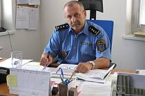 Ředitel Městské policie Kladno Stanislav Procházka