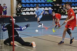 Školní florbalová liga Kladno 23. 2. 2019