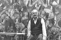 Kladenský malíř Karel Souček.
