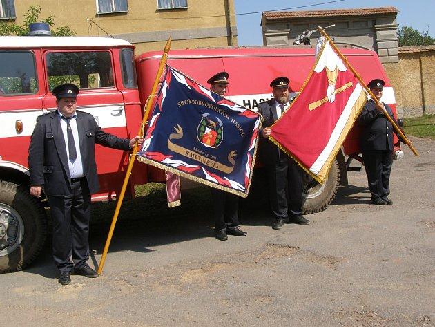 Oslavy 120. výročí založení Sboru dobrovolných hasičů Kmetiněves.